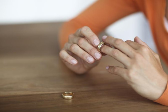 The Seven Stages of Grief with Divorce