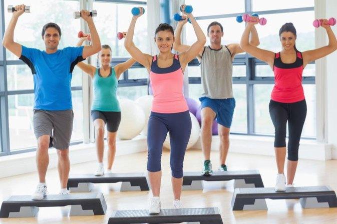 List of Water Aerobics Exercises