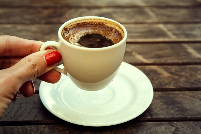 Calories in Turkish Coffee