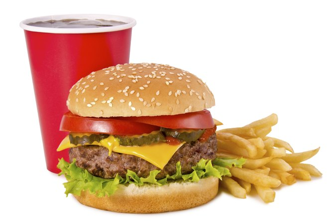 Jack in the Box Fast Food Nutrition