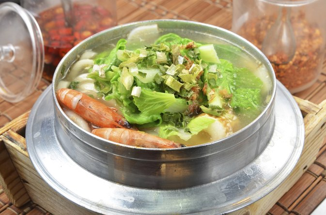 How to Steam Shrimp in a Steamer