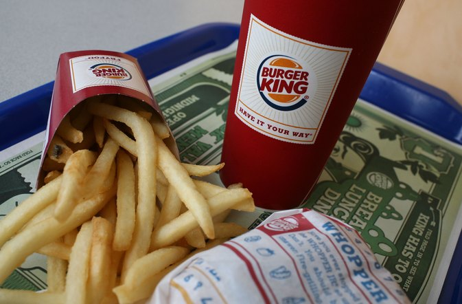 How Many Calories in a Whopper With Cheese?