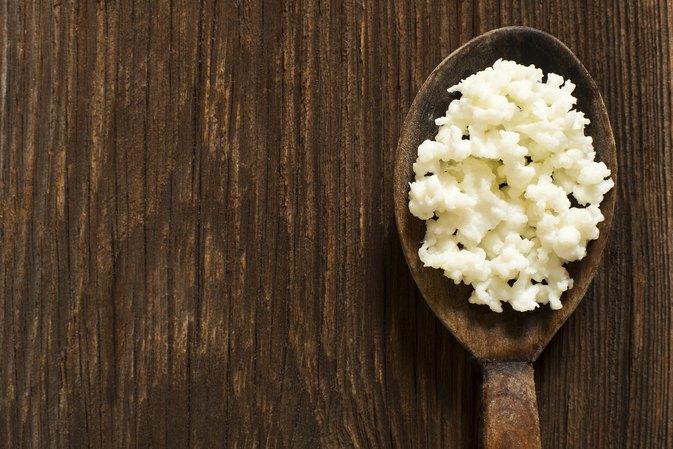 kefir grains. how to store kefir grains when not in use
