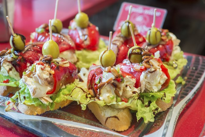How to Cook Puerto Rican Style Pinchos