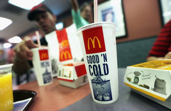 How Much Caffeine Is in McDonald's Sweet Tea?