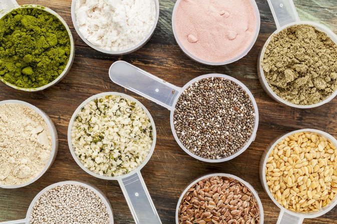 Ground Flaxseed Substitutes