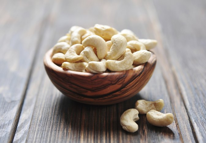 Raw Cashews Benefits