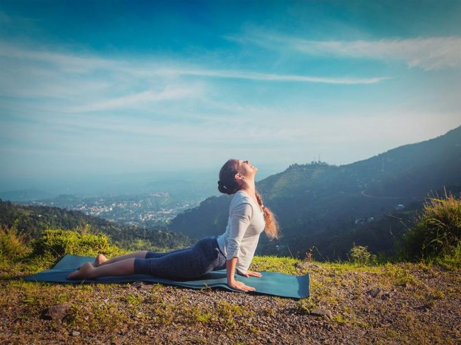 What Are the Benefits of the Sun Salutation in Yoga?