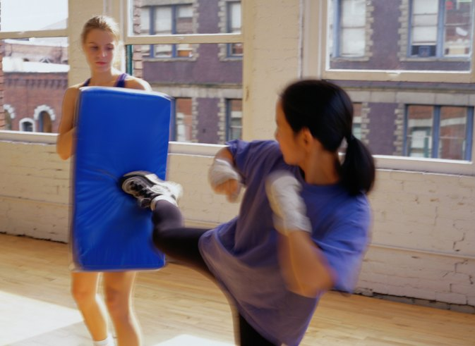Can You Lose Weight With Kick Boxing?