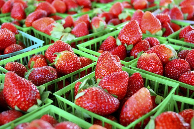 Strawberries & Eczema