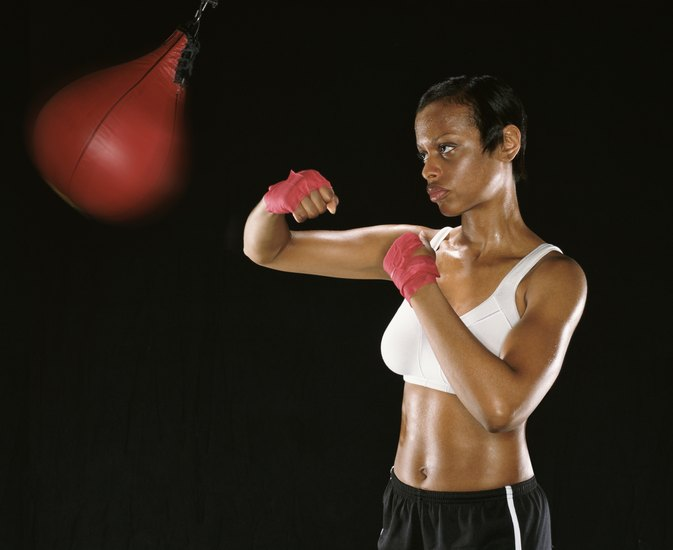 Punching Bag Workout Plan