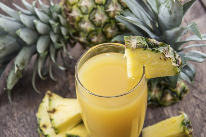 Pineapple Juice & Inflammation