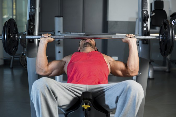 What Percentage of My Weight Should I Bench Press? | LIVESTRONG.COM