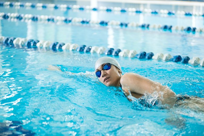Ten Basic Terminologies in Swimming