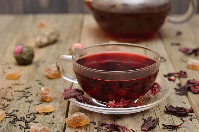 Hibiscus Tea and Estrogen
