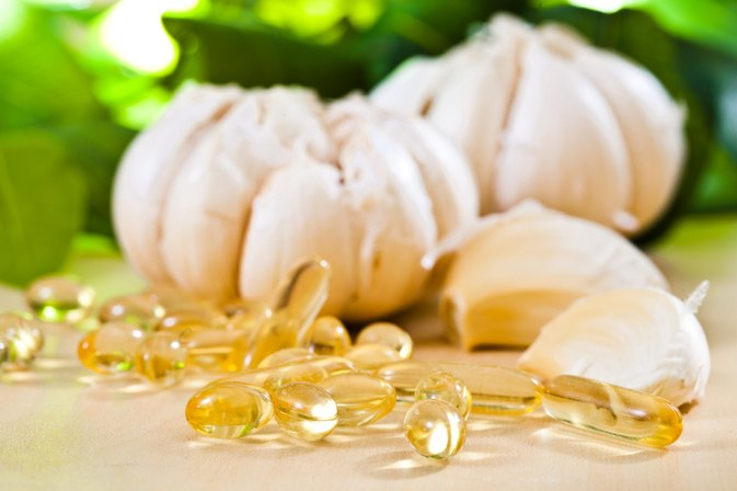 Supplements That Clean Out Plaque in Your Arteries