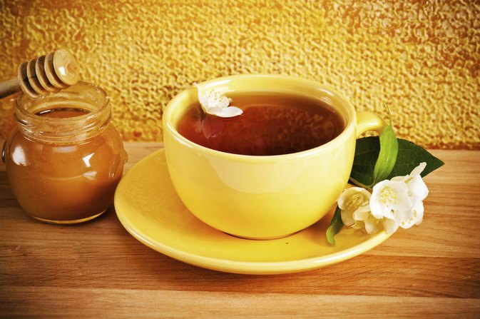 Calories in Tea With Honey
