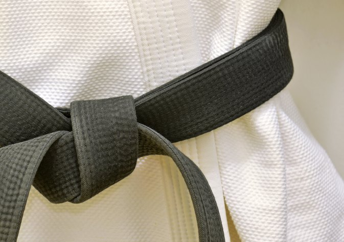 Time Dedicated to Earning a Black Belt in Kung Fu