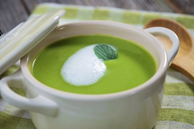What Are the Benefits of Pea Soup?