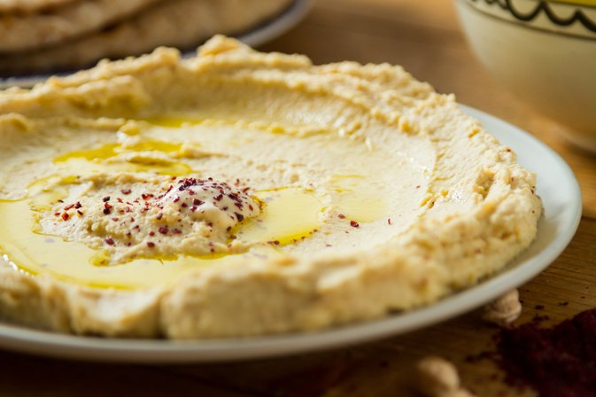 Is Hummus a Low-Cholesterol Food?