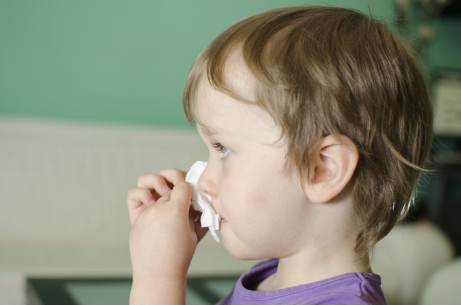 Toddler Coughing After Exercise