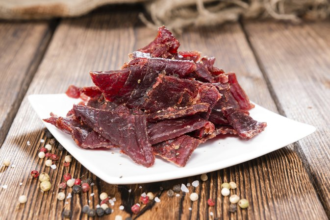 How to Make Healthy, Low Sodium Beef Jerky