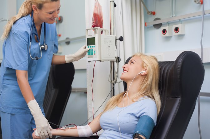 What Are the Dangers of Giving Blood Platelets?