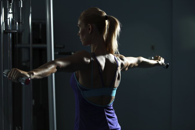 Shoulder Pain During Front & Lateral Raises