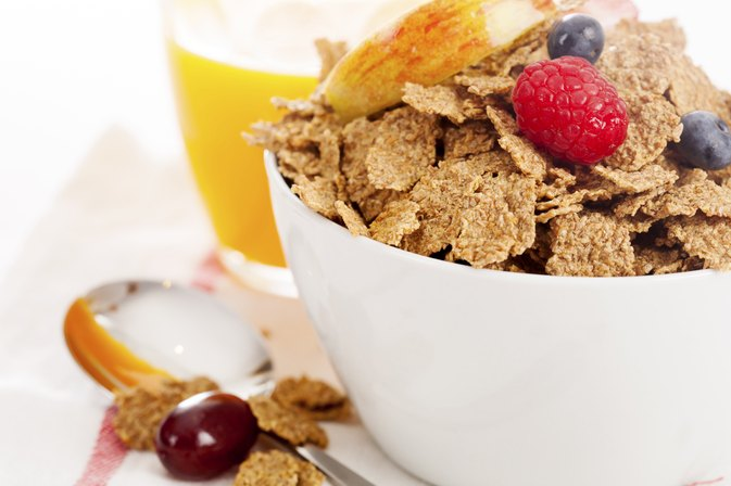 Cereals That Are a Good Source of Potassium