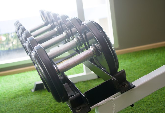 The History of Exercise Equipment