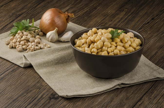 Chickpeas in the Diet