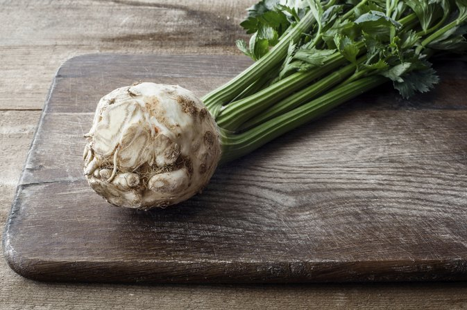 Can I Replace Celery for Celery Root?
