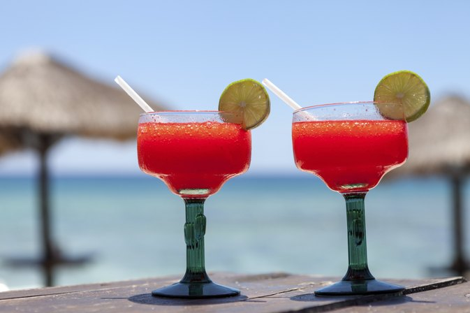 Frozen Strawberry Margarita Calories