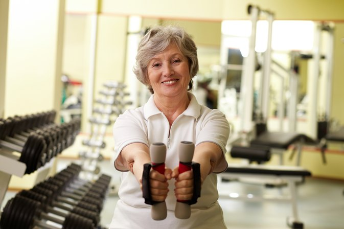 How to Build Muscles at Age 70