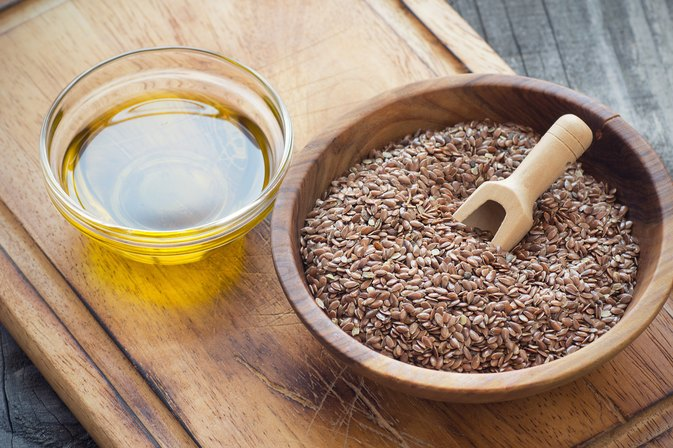 Omega 3: Fish Oil vs. Flaxseed Oil