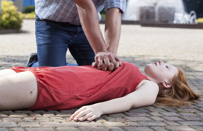 Conditions That Must Exist Before Using CPR