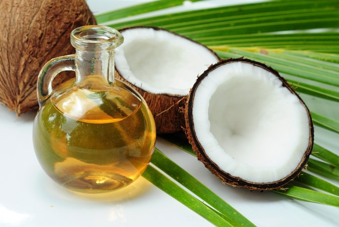 Fat and Calories in Coconut Oil