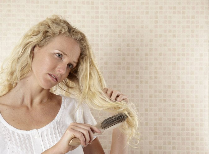 Vitamin Deficiency & Thinning Hair in Women