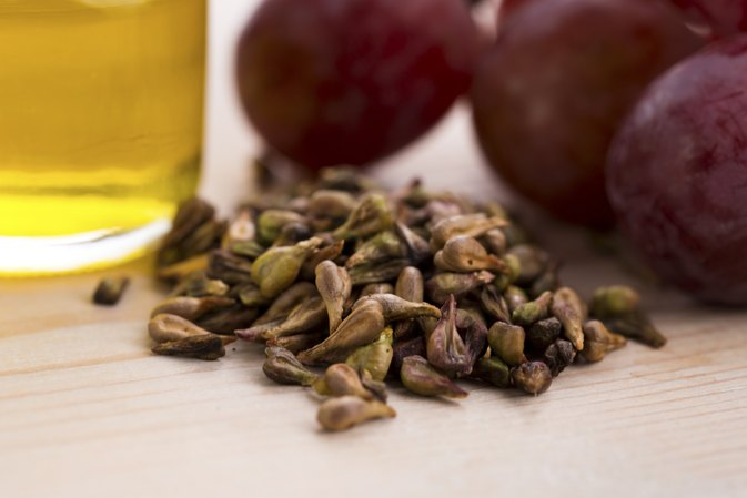 Grape Seed Extract Dosage for High Blood Pressure