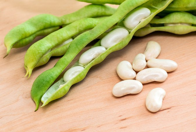 How to Blanch Lima Beans