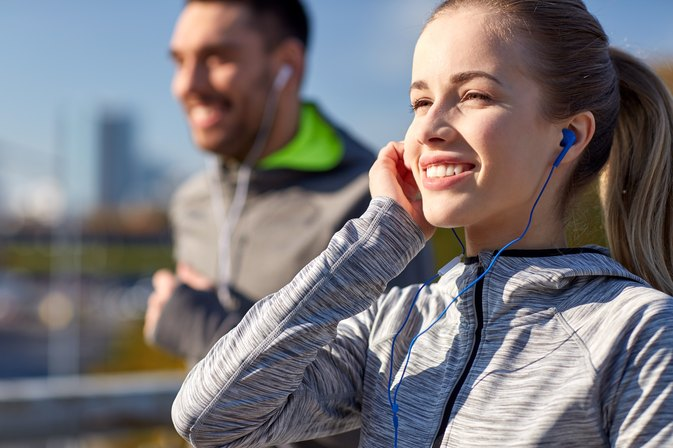 The Best Am/Fm Radio Headphones for Jogging