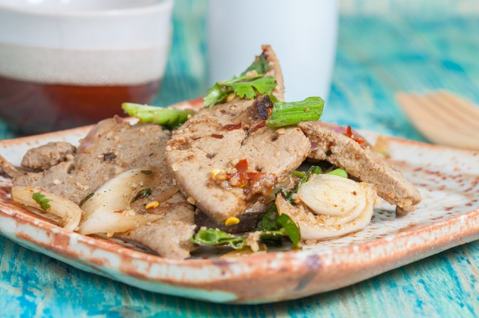 Pork Kidney Nutrition