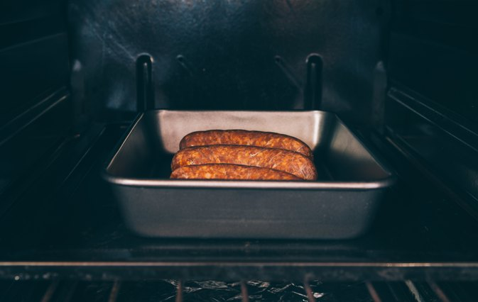 How to Cook Turkey Bratwurst in the Oven