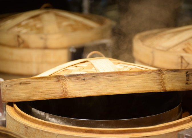 How to Cook Fish in a Bamboo Steamer