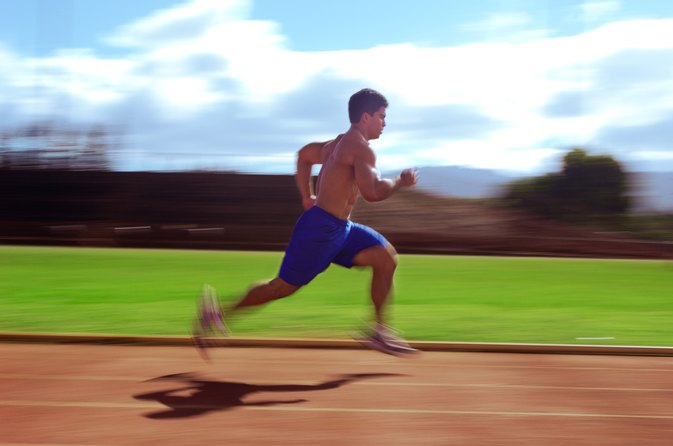 Running Parachute Workouts