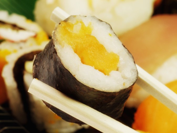 Sushi Rice Nutrition Information
