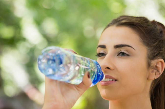The Disadvantages of Drinking Bottled Water
