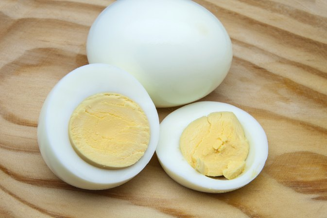 Healthy Food From Egg Yolk