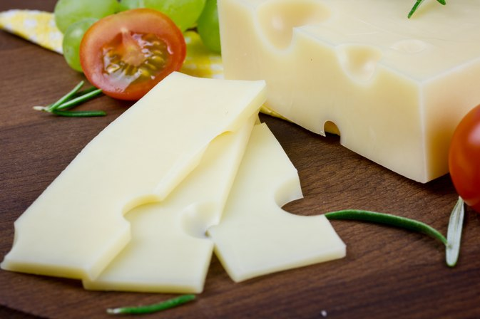 Swiss Cheese Nutrition