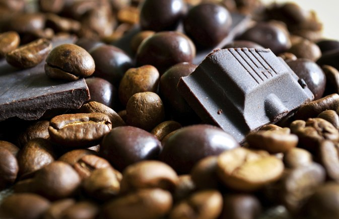 Number of Calories in Dark Chocolate-Covered Coffee Beans